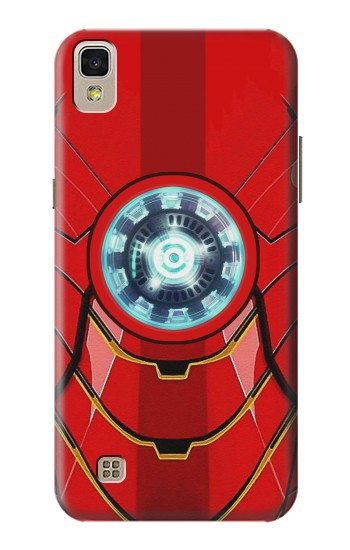 Printed Ironman Armor Arc Reactor Graphic Printed LG F70 D315 Case