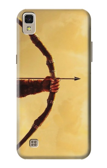 Printed Hunter Bow and Arrow LG F70 D315 Case