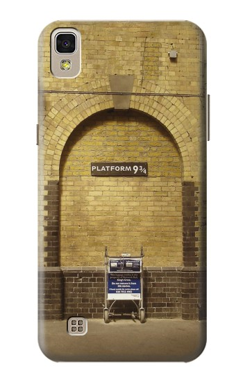 Printed Platform 934 London Railway Station LG F70 D315 Case
