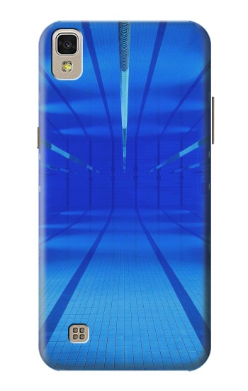 Printed Swimming Pool Under Water LG F70 D315 Case
