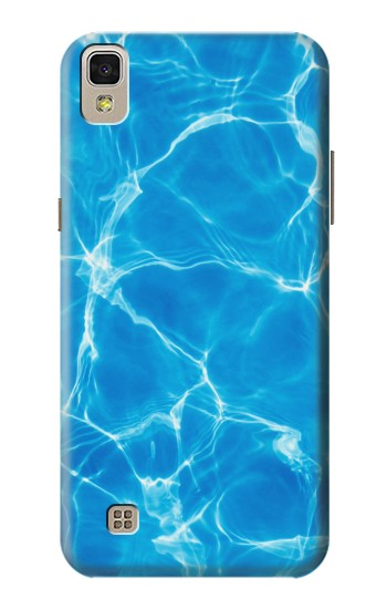 Printed Blue Water Swimming Pool LG F70 D315 Case