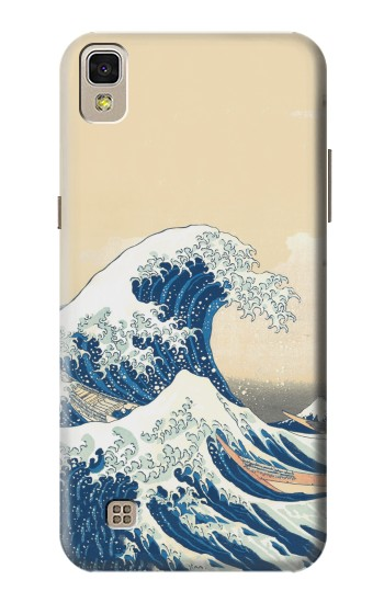 Printed Under the Wave off Kanagawa LG F70 D315 Case