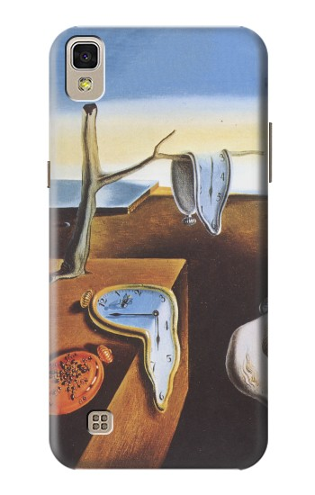 Printed Salvador Dali The Persistence of Memory LG F70 D315 Case