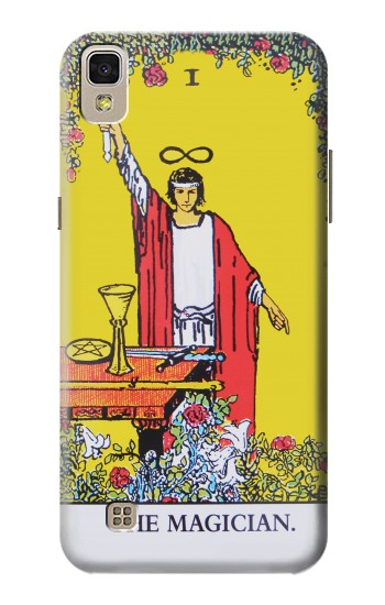 Printed Tarot Card The Magician LG F70 D315 Case