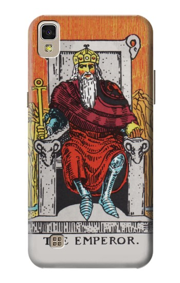 Printed Tarot Card The Emperor LG F70 D315 Case