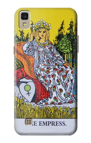 Printed Tarot Card The Empress LG F70 D315 Case
