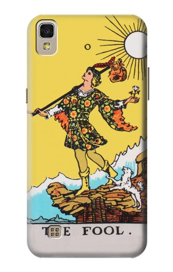 Printed Tarot Card The Fool LG F70 D315 Case