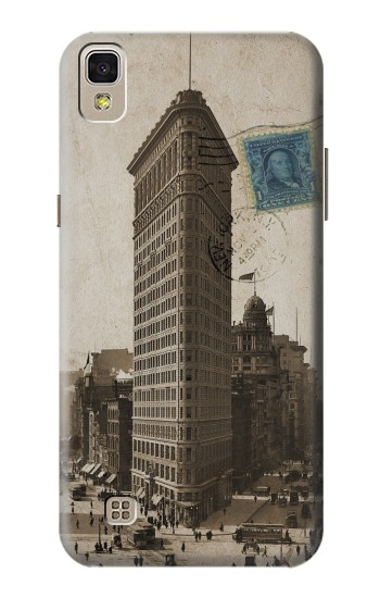 Printed New York 1903 Flatiron Building Postcard LG F70 D315 Case