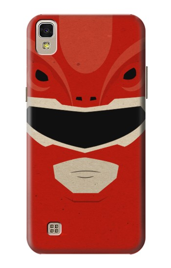 Printed Power Ranger Red Minimalist LG F70 D315 Case
