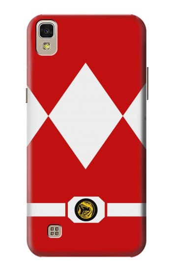 Printed Mighty Morphin Power Ranger Minimalist LG F70 D315 Case