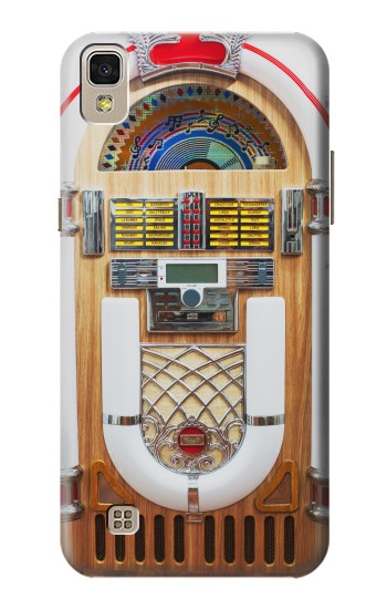 Printed Jukebox Music Playing Device LG F70 D315 Case