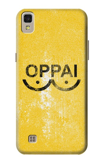 Printed Oppai One-Punch Man Symbol LG F70 D315 Case