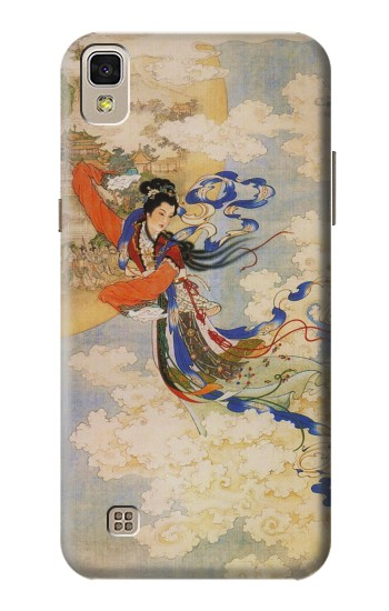 Printed Chang-E Moon Goddess LG F70 D315 Case