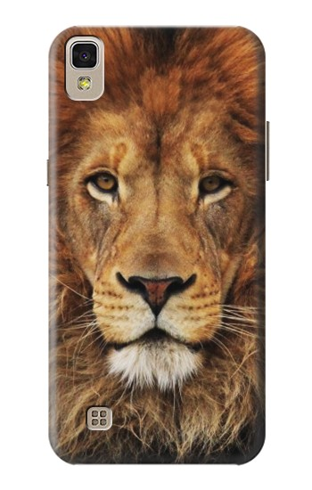 Printed Lion King of Beasts LG F70 D315 Case