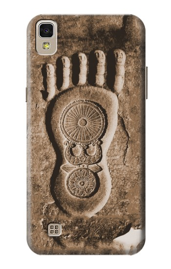 Printed Buddha Footprint LG F70 D315 Case
