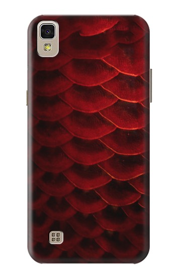 Printed Red Arowana Fish Scale LG F70 D315 Case