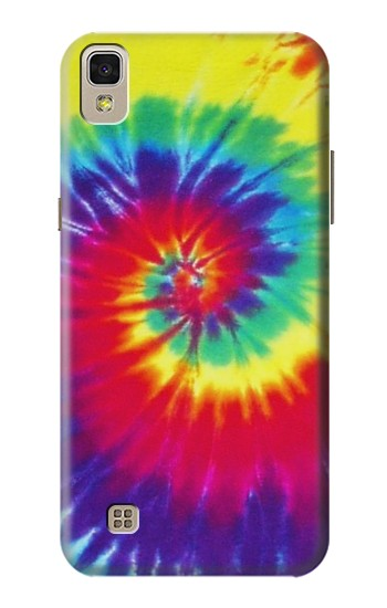 Printed Tie Dye Fabric Color LG F70 D315 Case