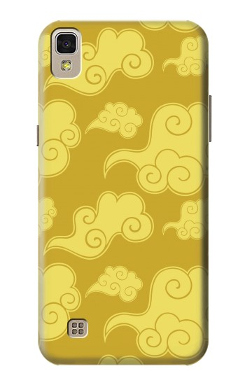 Printed Asian Clouds Pattern LG F70 D315 Case