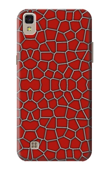 Printed Red Spider Texture LG F70 D315 Case