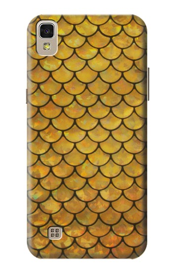Printed Gold Fish Scale LG F70 D315 Case