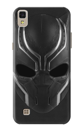 Printed Black Panther Mask LG F70 D315 Case