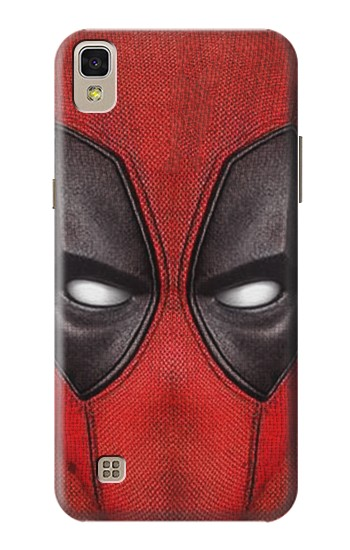 Printed Deadpool Mask LG F70 D315 Case
