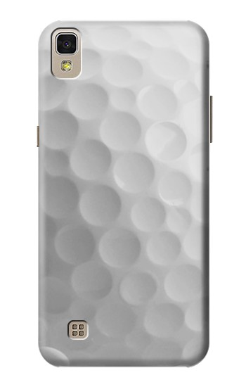 Printed White Golf Ball LG F70 D315 Case