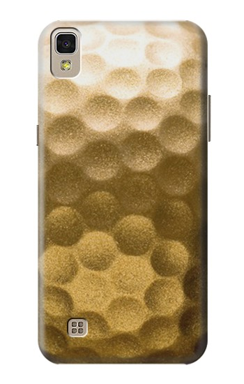 Printed Gold Golf Ball LG F70 D315 Case