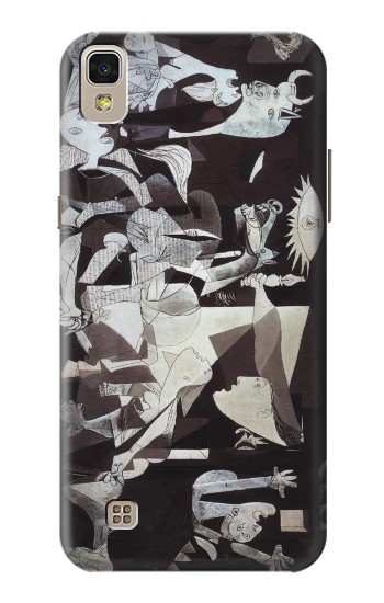 Printed Picasso Guernica Original Painting LG F70 D315 Case