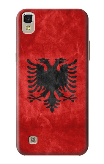 Printed Albania Red Flag LG F70 D315 Case