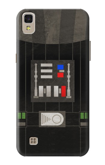 Printed Darth Vader Chest Plate LG F70 D315 Case