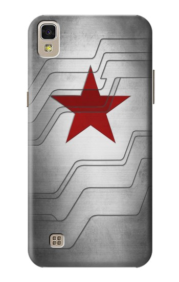 Printed Winter Soldier Bucky Arm Texture LG F70 D315 Case
