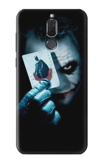 Printed Joker Huawei Mate 10 Lite Case
