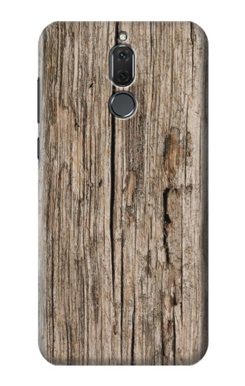 Printed Wood Huawei Mate 10 Lite Case