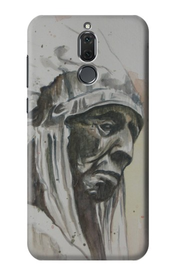 Printed Indian Chief Huawei Mate 10 Lite Case