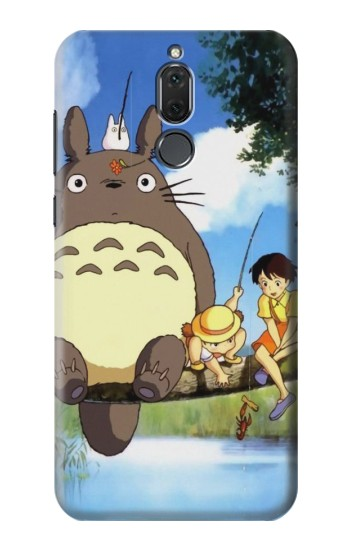 Printed Totoro and Friends Huawei Mate 10 Lite Case
