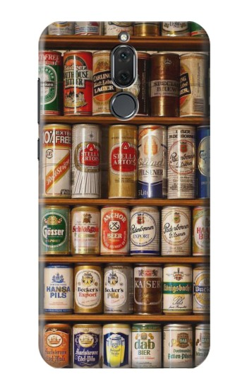 Printed Beer Cans Collection Huawei Mate 10 Lite Case