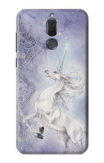Printed White Horse Unicorn Huawei Mate 10 Lite Case