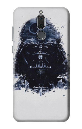 Printed Darth Vader Huawei Mate 10 Lite Case