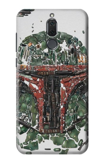 Printed Star War Soldier Huawei Mate 10 Lite Case