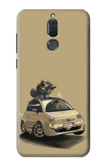 Printed Lupin The Third Huawei Mate 10 Lite Case
