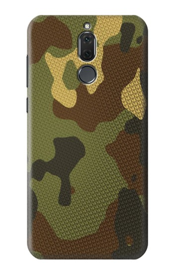 Printed Camo Camouflage Graphic Printed Huawei Mate 10 Lite Case