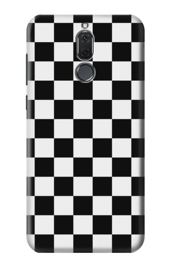 Printed Checkerboard Chess Board Huawei Mate 10 Lite Case