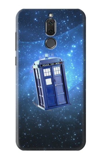Printed Doctor Who Tardis Huawei Mate 10 Lite Case