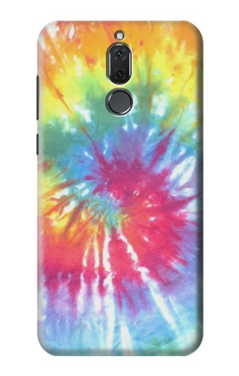 Printed Tie Dye Colorful Graphic Printed Huawei Mate 10 Lite Case