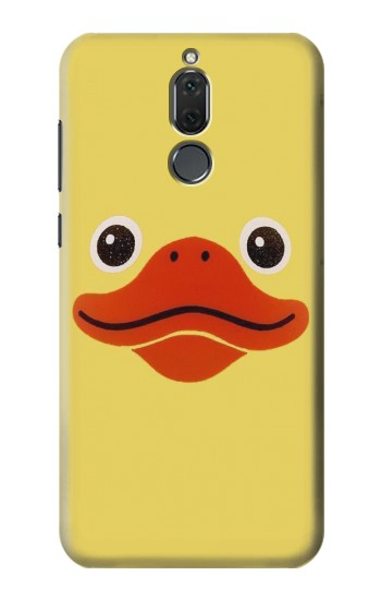 Printed Duck Face Huawei Mate 10 Lite Case
