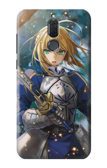 Printed Fate Stay Night Saber Arturia Pendragon Huawei Mate 10 Lite Case