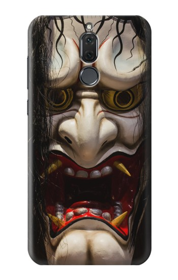 Printed Hannya Demon Mask Huawei Mate 10 Lite Case