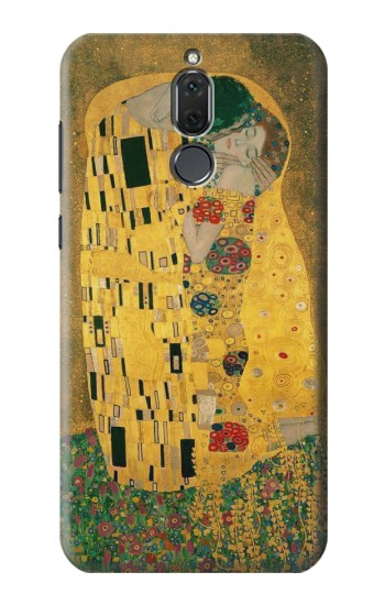 Printed Gustav Klimt The Kiss Huawei Mate 10 Lite Case