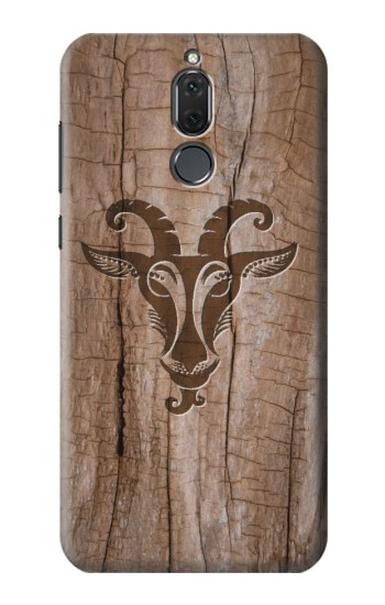 Printed Goat Wood Graphic Printed Huawei Mate 10 Lite Case